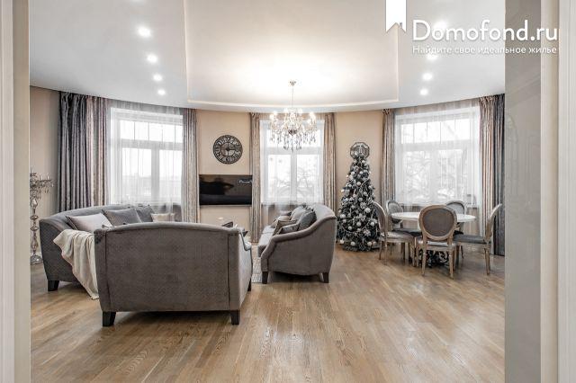 67d273d5e8f2f 5-комнатная квартира на продажу — Выборгская метро : Domofond.ru